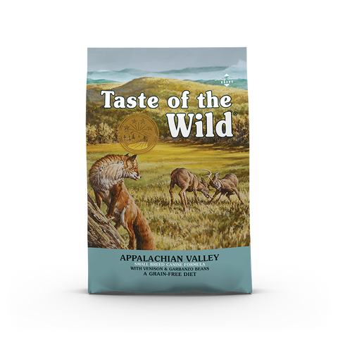 Taste Of The Wild - Appalachian Valley Venison Small Breed Canine Recipe Dry Dog Food (2 sizes)