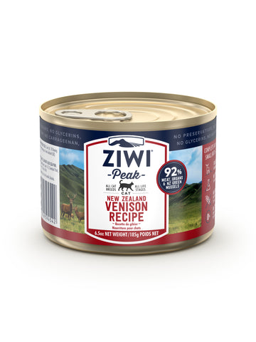 ZIWI Peak Venison Canned Cat Food (2 sizes)