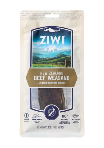 ZIWI Air-Dried Beef Weasand Dog Treat