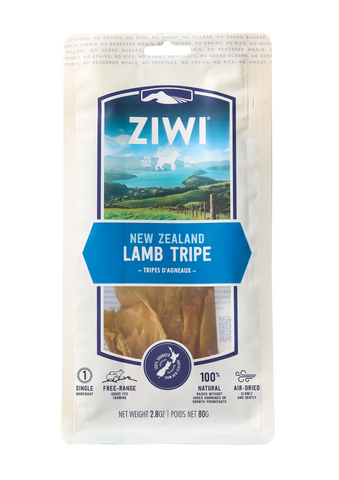 ZIWI Air-Dried Lamb Tripe Dog Treat
