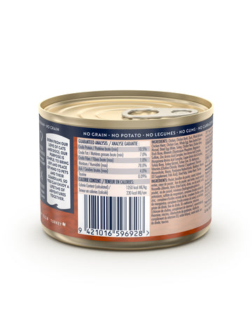 ZIWI Peak Provenance Hauraki Plains Canned Cat Food (85g/170g)