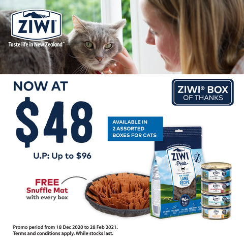 Ziwi Peak Box of Thanks (Cat)