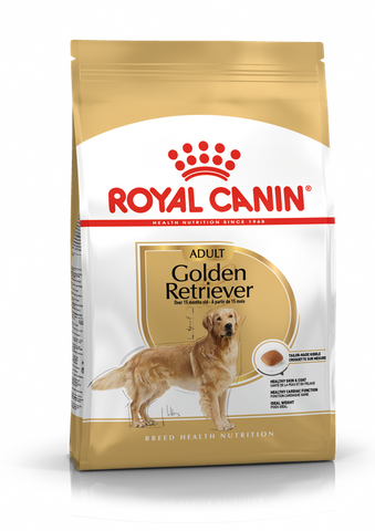 Royal Canin - Golden Retriever Adult Dry Dog Food (12kg)
