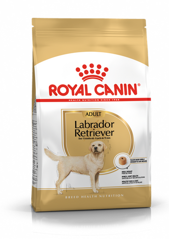 Royal Canin - Labrador Retriever Adult Dry Dog Food (12kg)