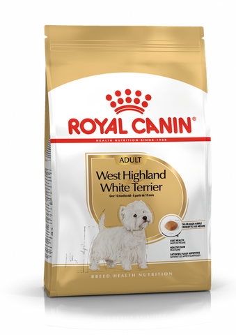 Royal Canin - West Highland White Terrier Adult Dry Dog Food (3kg)