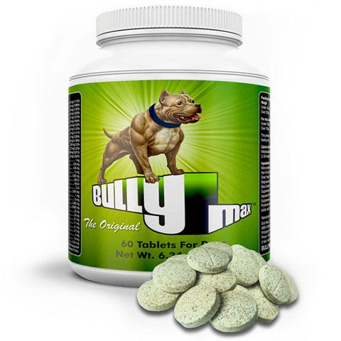 Bully Max Muscle Builder (60 tablets)