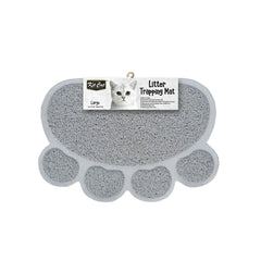 Kit Cat Litter Trapping Mat (Big - 45cm x 60cm) - 5 colours