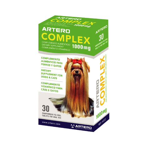 ARTERO Complex Vitamin Supplement Hair Growth (30uds)