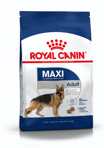 Royal Canin - Maxi Adult Dry Dog Food (4kg/10kg)