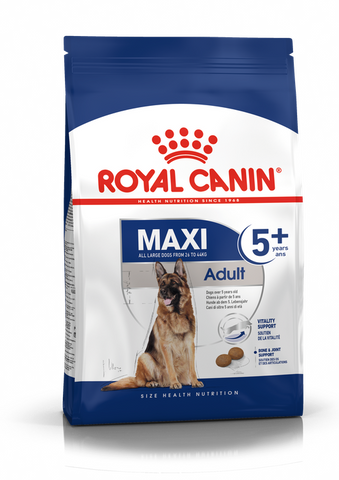 Royal Canin - Maxi Adult 5+ Dry Dog Food (15kg)