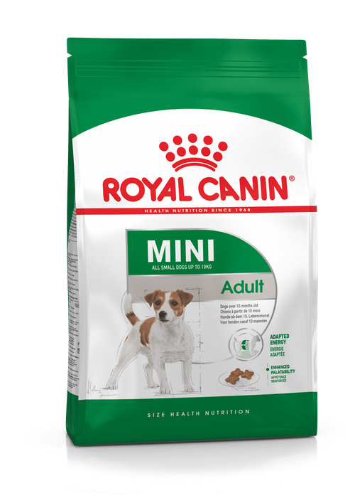 Royal Canin - Mini Adult Dry Dog Food (2kg)