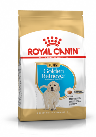 Royal Canin - Golden Retriever Puppy Dry Dog Food (3kg)
