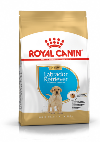 Royal Canin - Labrador Puppy Dry Dog Food (3kg)
