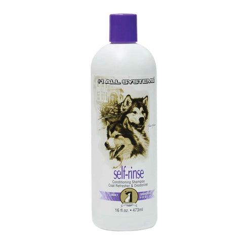 #1 ALL SYSTEMS - Self-Rinsing Shampoo (16oz)