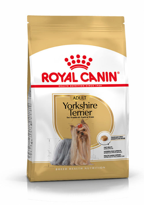 Royal Canin - Yorkshire Terrier Adult Dry Dog Food (1.5kg)