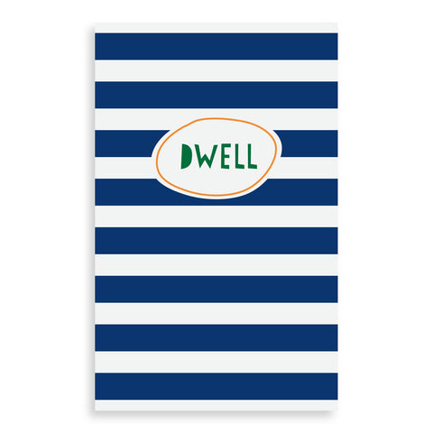 Dwell Prayer Journal for Kids - Rugby Stripe
