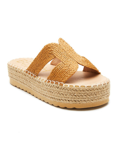 Cool Off Rattan Platform Slide