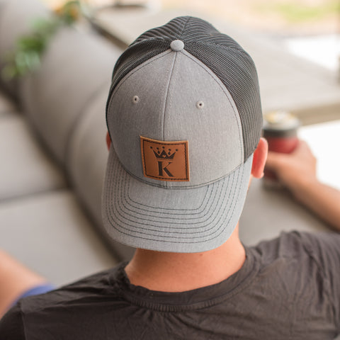 SALE King of Hearts Hat