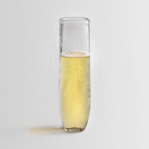 Stemless Champagne Flutes, set of 2