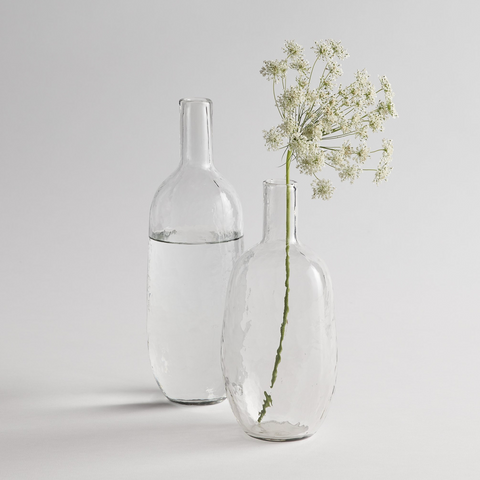 Organic Glass Bottles - 2 sizes