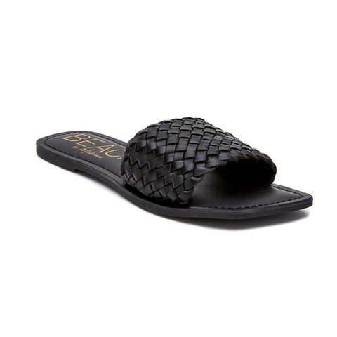 Valley Sandal - Black