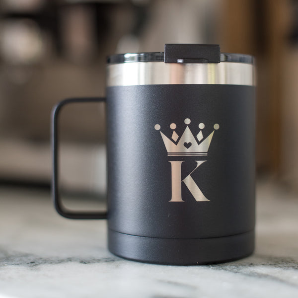 King of Hearts Travel Mug