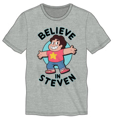 SU Believe in Steven Message Text Shirt