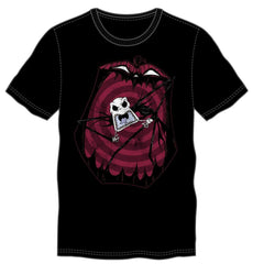 Nbc Screaming Jack Blk T-Shirt