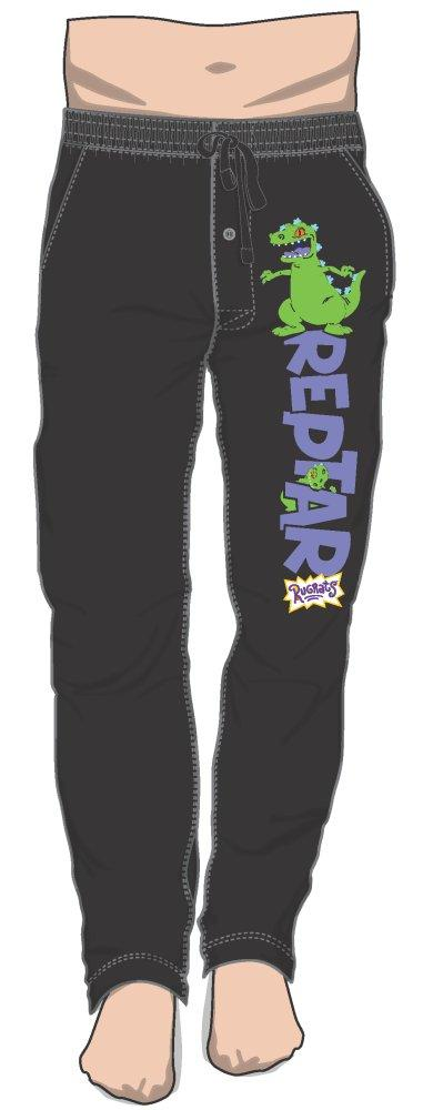 Nickelodeon TV Series Rugrats Reptar Sleep Lounge Pants