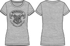 Harry Potter Hogwarts Crest and Latin Motto