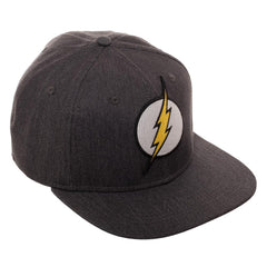 Embroidered Flash Logo Flatbill Flex Cap - Baseball Cap / Snapback