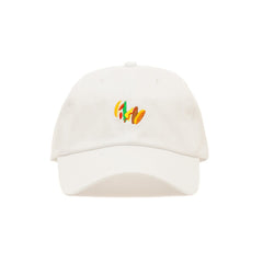 Premium Embroidered Burger Time Dad Hat - Baseball Cap with Adjustable Closure