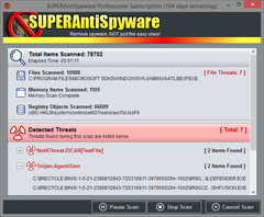 SUPERAntiSpyware Pro License and Digital Download (Free or Pro)