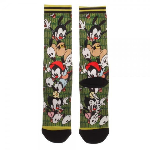 Animaniacs Jump Sublimation Socks