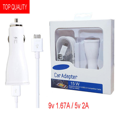 Adaptive Fast Car Charger