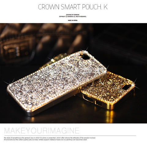 Luxury Fashion Cases in Various styles For Iphone and Samsung phones