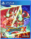 Mega Man Zero/Zx Legacy Collection (