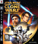Star Wars The Clone Wars: Republic Heroes /PS3