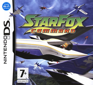 Star Fox: Command (French Packaging) /NDS