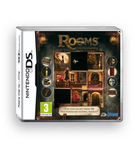 Rooms: The Main Building /NDS