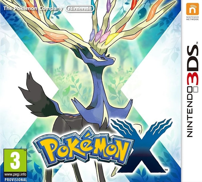 Pokemon X /3DS