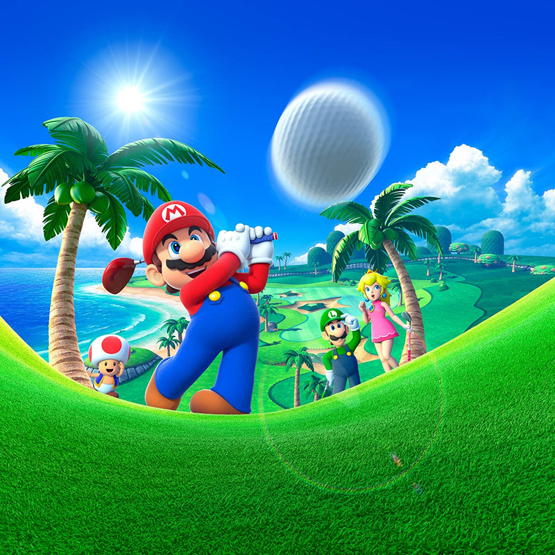 Mario Golf World Tour /3DS