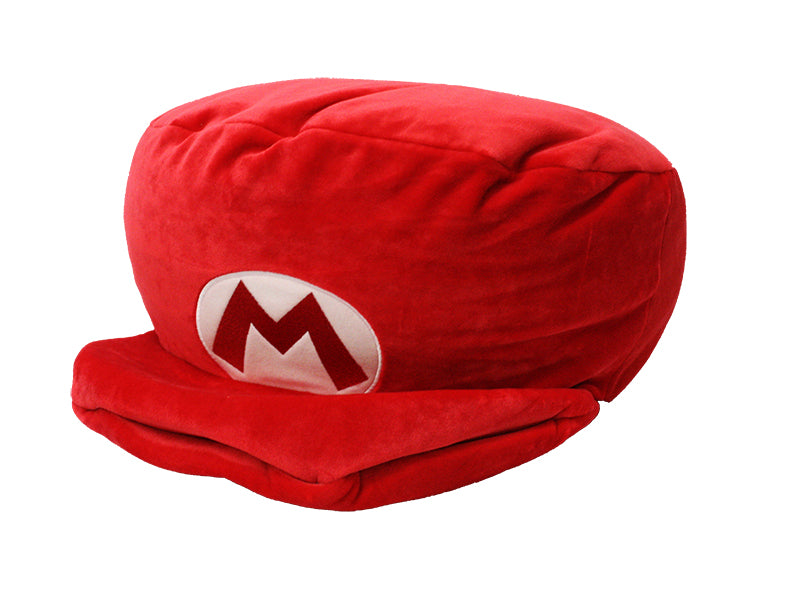 Nintendo Mario plush 11'' Cap cushion /Merchandise