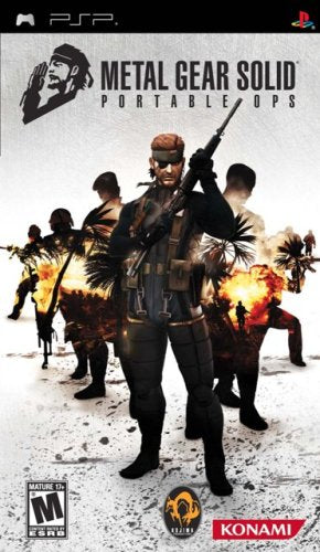 Metal Gear Solid: Portable Ops (