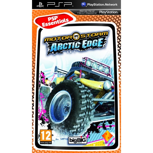 MotorStorm: Arctic Edge (Essentials) /PSP