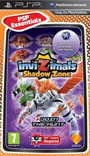 Invizimals: Shadow Zone /PSP