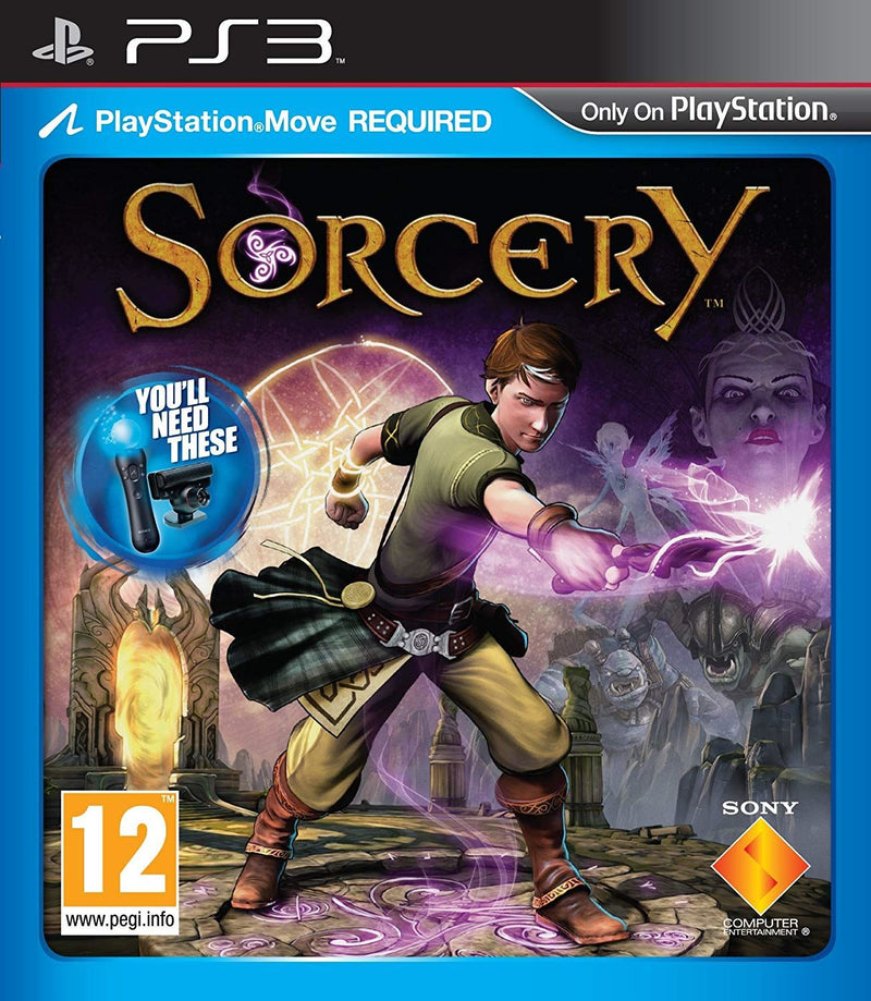 Sorcery - Move Compatible /PS3