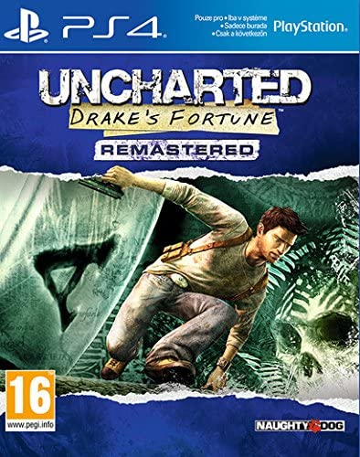Uncharted: Drake's Fortune Remastered (Czech/Slovakian/Turkish/Hungarian Box) /PS4