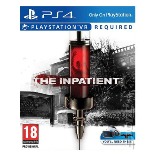 The Inpatient (For Playstation VR) (Nordic Box -  EFIGS In Game) /PS4