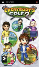 Everybody's Golf 2 /PSP